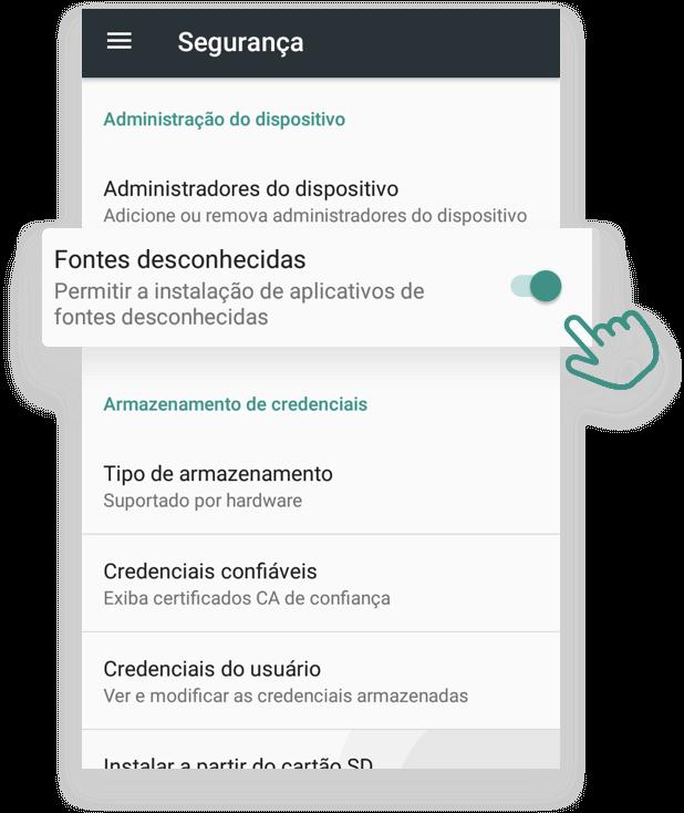 Instale o aplicativo de Snaptube