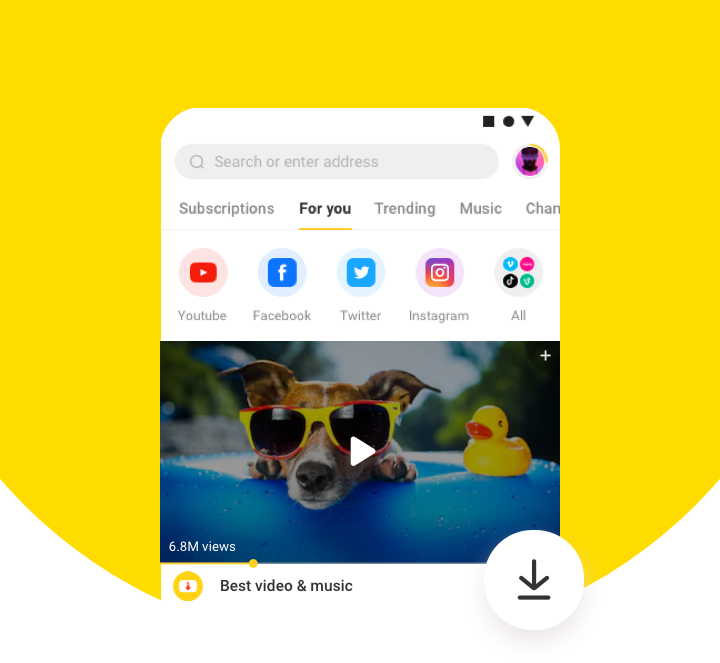 Snaptube Apk Downloader For Android+Ios Latest Version 1.9 3 2021 3