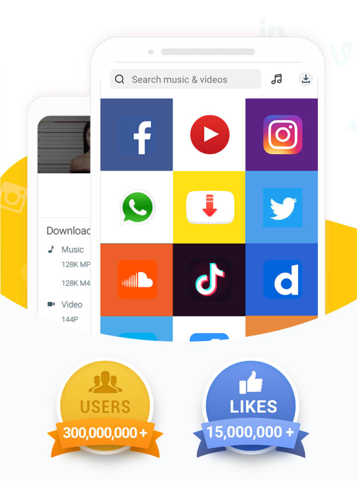 Snaptube - Video Downloader, Download YouTube, Facebook Free